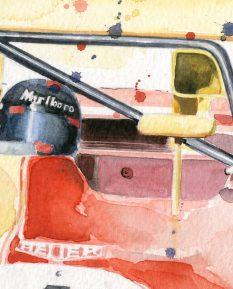 Ferrai 312PB Ickx Redman 73_detail