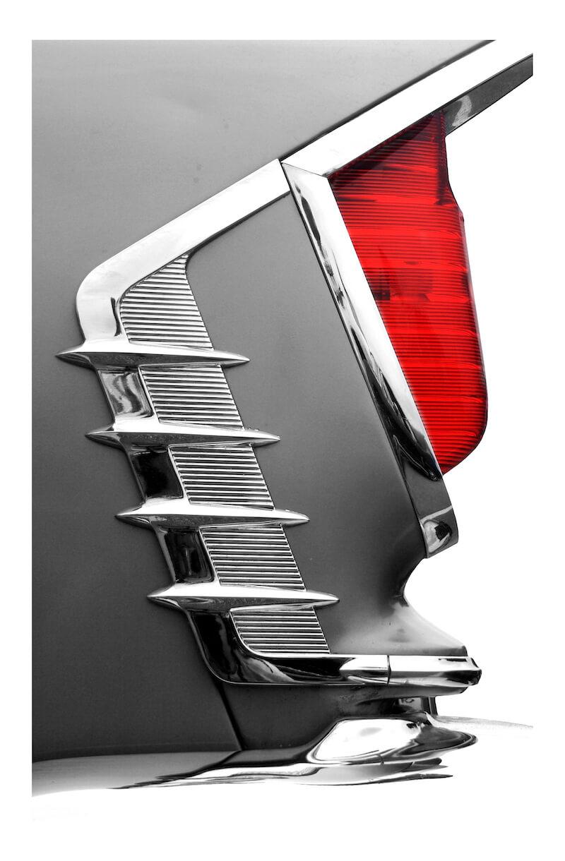 Saratoga 59-taillight-photgraphy-car-art_wall-art
