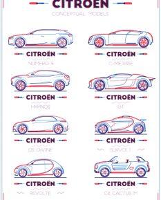 citroen-concept-cars-poster-print
