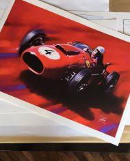 Ferrari-Dino-art