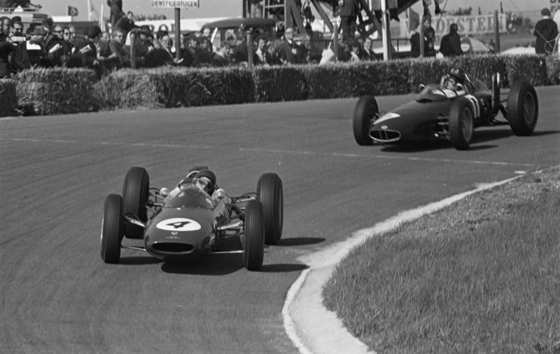 Jim Clark racing