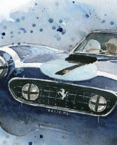 ferrari-250-gt-swb-art-detail