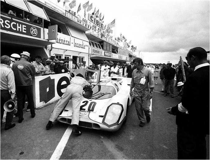 Porsche 917K-#20-1970-Steve Mcqueen, Jo Siffert, Kurt Ahrens