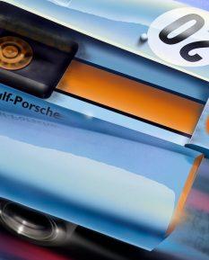 Porsche 917K_detail