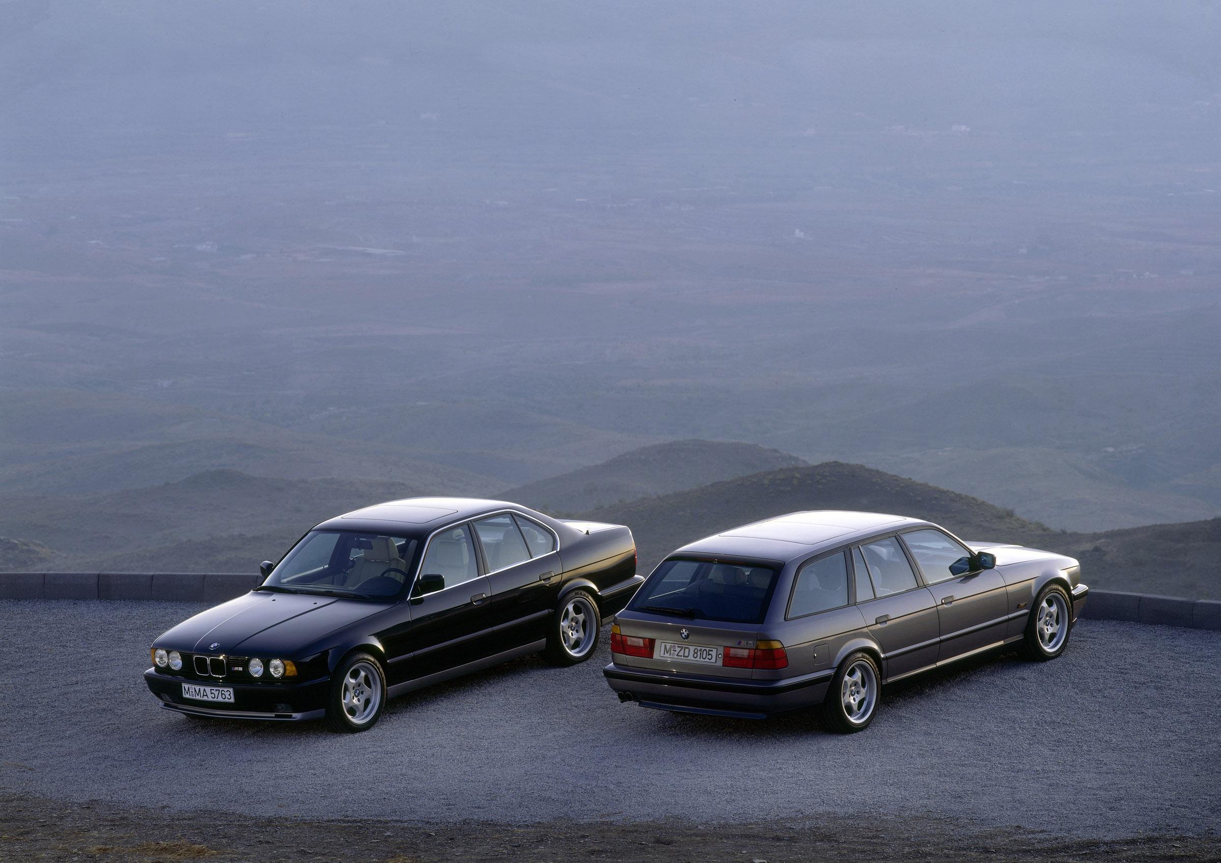 E34 M5 Touring