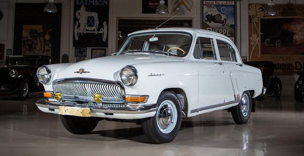 1966 Volga-Gaz 21-Jay-Lenno