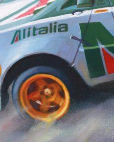 Lancia Stratos_detail