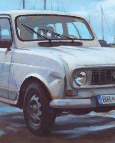 Renault R4_detail
