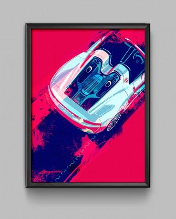 Porsche-918-poster-art-print-1