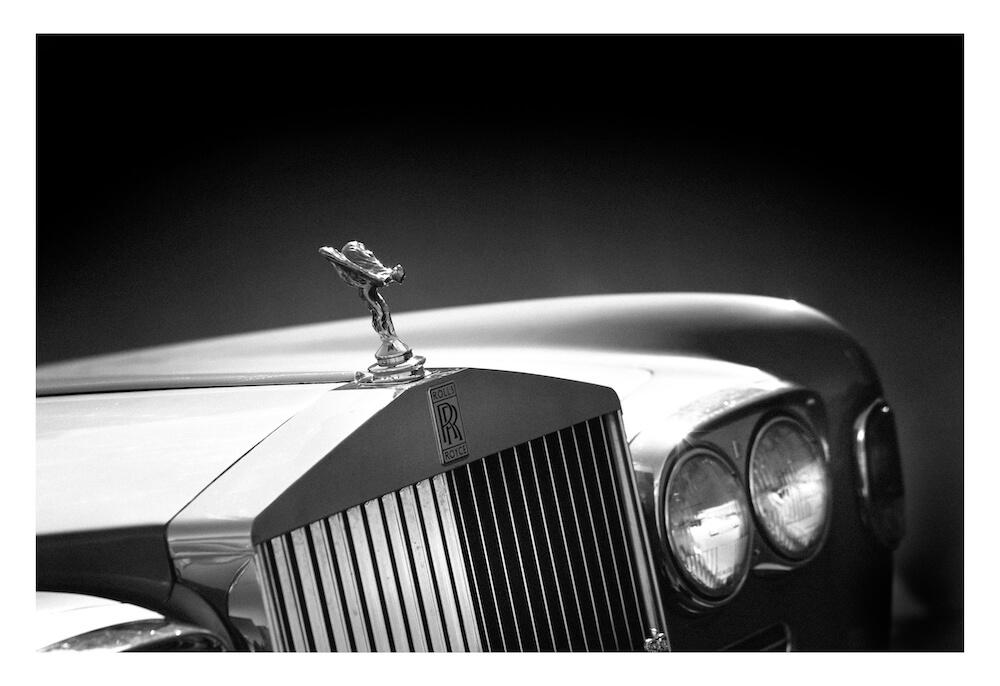 Rolls-Royce Silver Shadow II-art-wall-photography