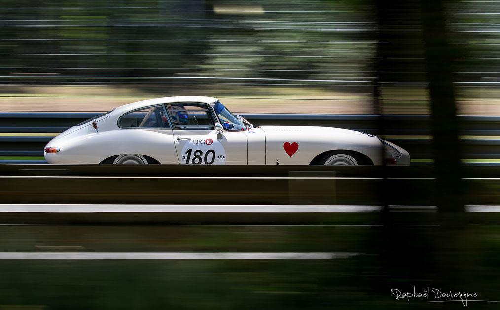 Jaguar E-Type Le Mans Classic