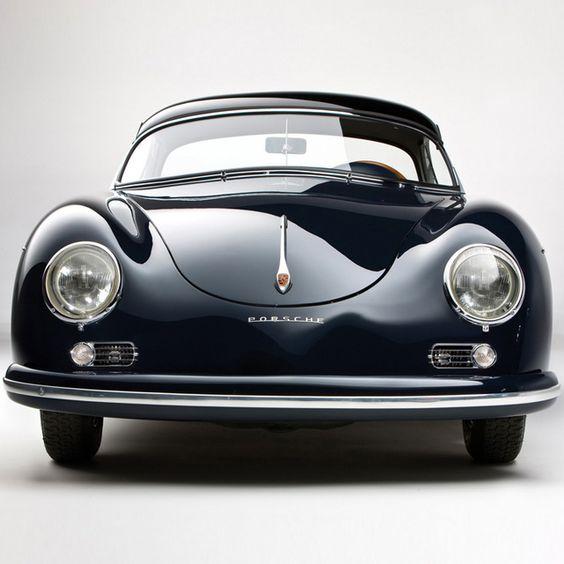 Porsche 356 Speedster Art