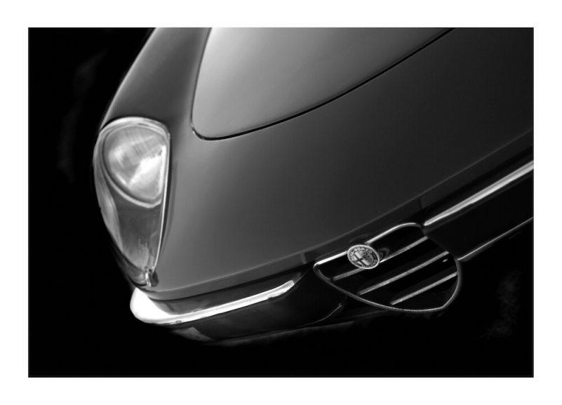Alfa Romeo Duetto Spider-art