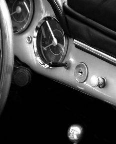 Porsche 356_detail