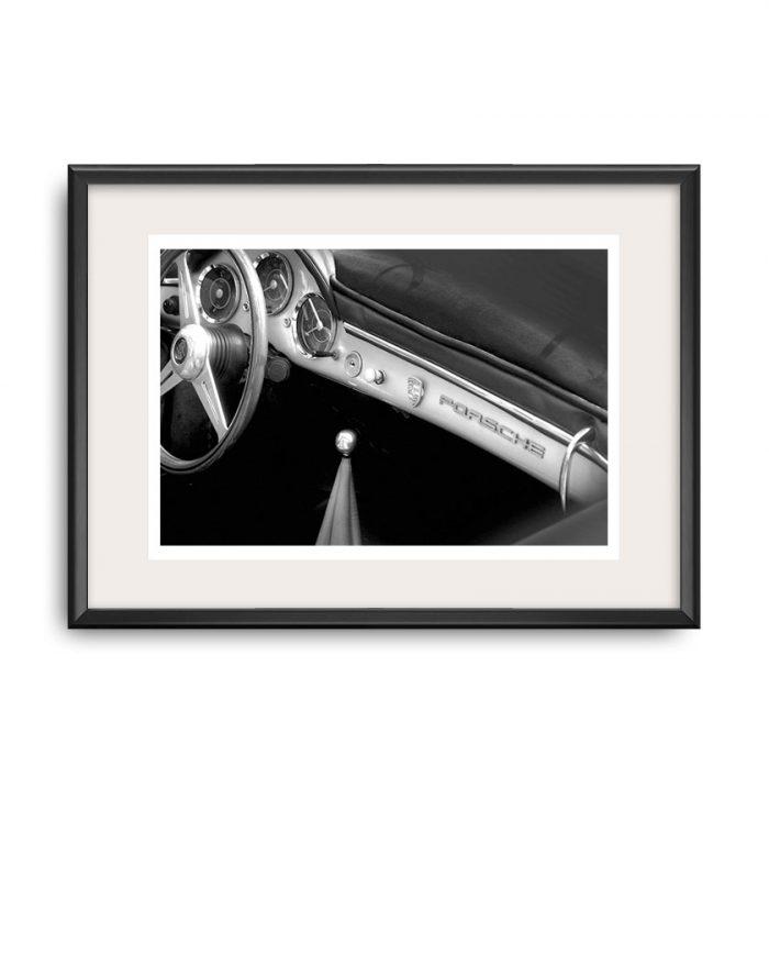 Porsche 356 poster photography