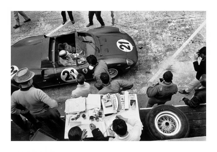 Le Mans_Ferrari 275M-photograph-art