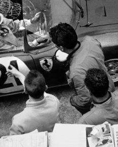 Le Mans_Ferrari 275M_detail
