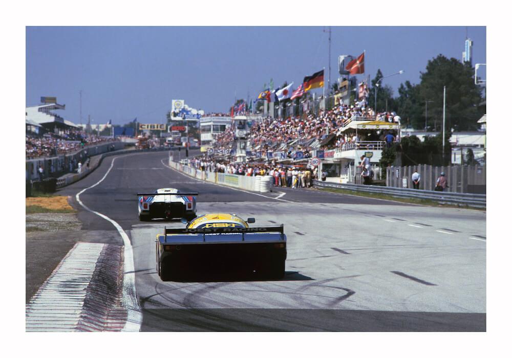 Porsche_Le Mans France 1984