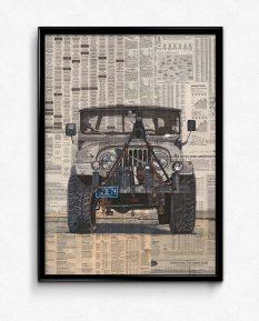 jeep-poster-car-art-framed