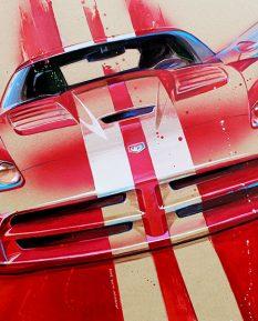 dodge-viper-srt10-poster-car-art
