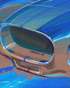 Shelby Cobra_detail