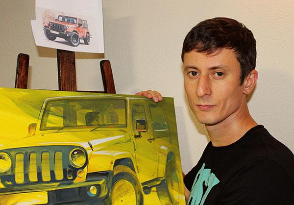 Ilya Avakov