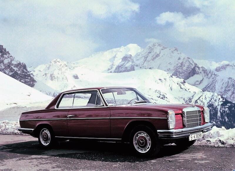 Mercedes-Benz W114 250C