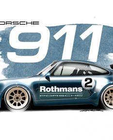 rwb-porsche-911-art
