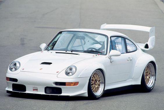 Porsche 911 993 GT2 Cup