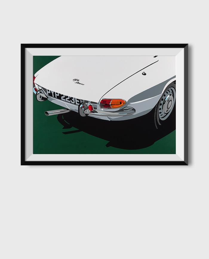 Alfa Romeo art