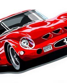Ferrari-250-GTO-poster-art