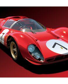 Ferrari-P4-art