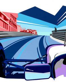 Monaco-Grand-Prix-F1-art