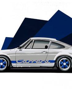 Porsche-911-rs-poster-art