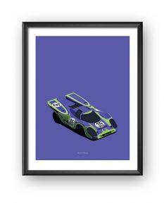 Porsche-917-Hippie-poster-art