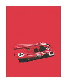 Porsche-917-Salzburg-poster