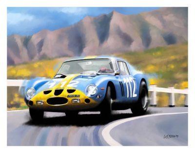 Ferrari 250 GTO Targa Florio 1964
