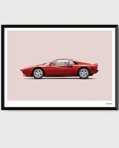 Ferrari-288-GTO_art-print-framed