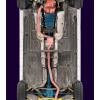 Mercedes E class_W211-poster-art