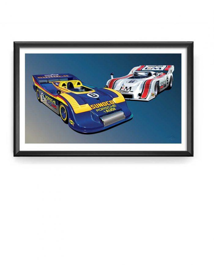 Can-Am Porsche 917/10, 917/30