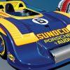 Porsche 917 Sunoco_detail
