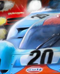 Porsche_917_Ferrari_12 M_The duel_Le-Mans_detail-01
