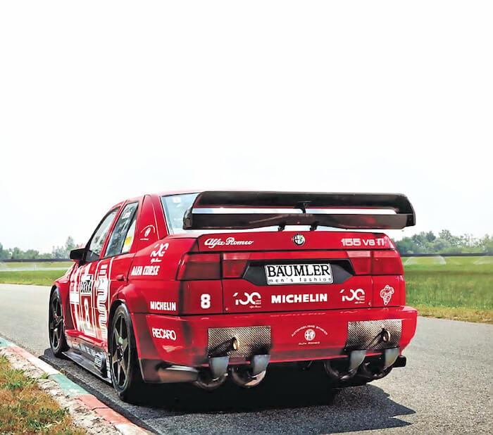 155 V6 Ti-DTM-Art