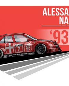Alfa-Romeo-155-DTM-art-poster-print
