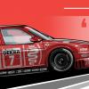 Alfa Romeo 155 V6 Ti DTM_detail