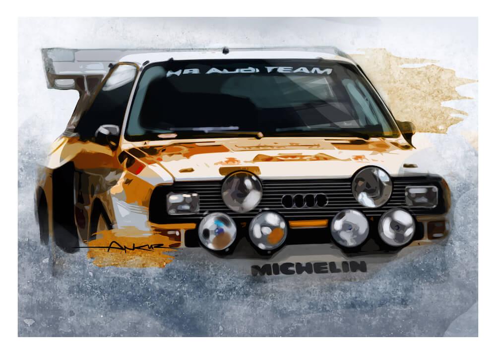 Audi-Sport_Quattro_Group B-poster-art