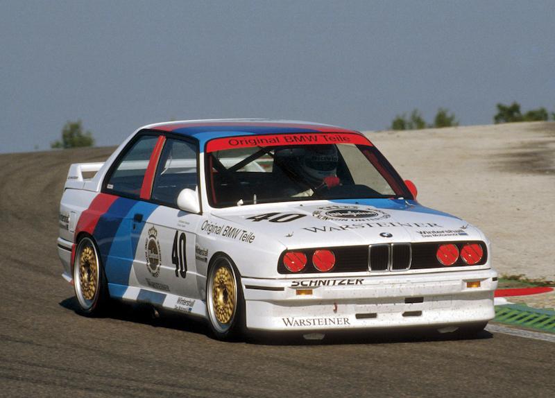 BMW M3 DTM E30_1987 Tourenwagen
