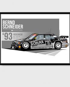 Mercedes-Benz-190E-Evo-DTM-poster-art-print