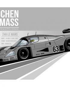 Sauber-Mercedes-C9-art-poster-print