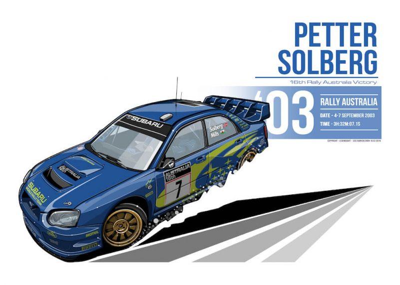Subaru Impreza WRC-poster-art-print